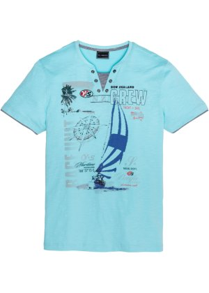 Bonprix Herren T-Shirt in 2-in-1-Optik Regular Fit   08699067801228