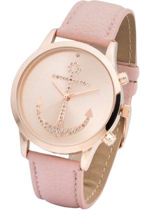 Bonprix Damen Uhr mit Anker | 04260239651718