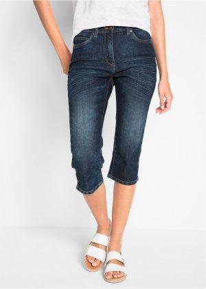 b6c27a0e0173 Stretch-Capri-Jeans im Used-Look, bpc bonprix collection