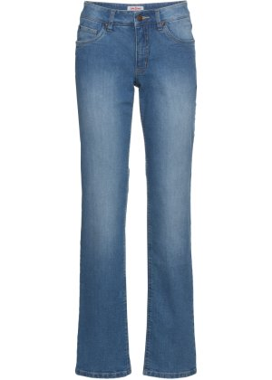 Bonprix Damen Weite Authentic-Stretch-Jeans | 08940000818972