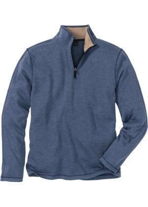 Bonprix Herren Sweatshirt mit Stehkragen Regular Fit | 08941102013050