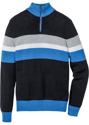 Bonprix Herren Troyer-Pullover Regular Fit | 08806178365949