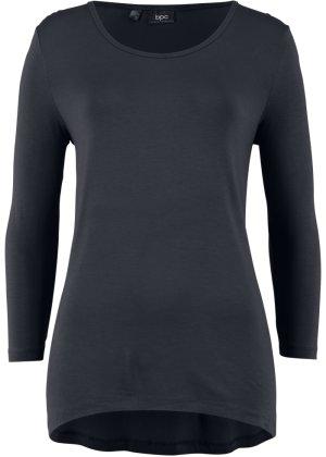 Bonprix Damen Vokuhila-Shirt aus Viskose | 08902453017012
