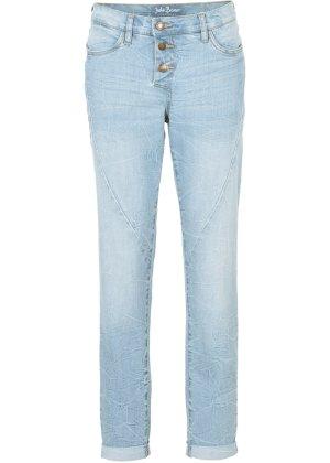 Bonprix Damen,Kinder,Jungen Boyfriend Stretch-Jeans | 08940000810907