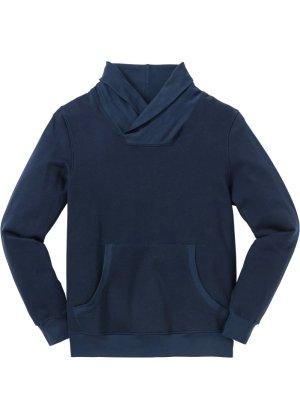 Bonprix Herren Sweatshirt mit Schalkragen Regular Fit | 08903427106817
