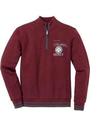 Bonprix Herren Troyer-Sweatshirt Regular Fit   08906106374385