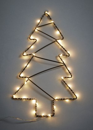 LED Metall Tannenbaum, Bpc Living