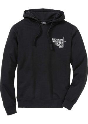 Bonprix Herren Sweatshirt mit Kapuze Slim Fit | 08902497042933
