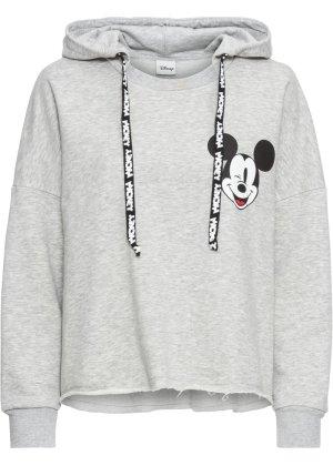 Bonprix Damen Hoodie mit Micky-Maus-Druck | 08681171202626