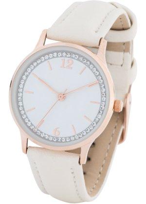 Bonprix Damen Uhr mit Strass | 04897000540096