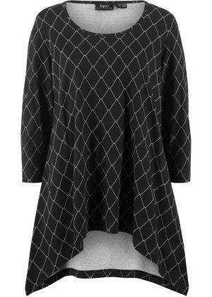 Bonprix Damen Zipfelshirt mit Rundhals | 04893865464362