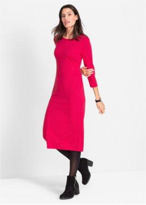 Shirt-Kleid mit 3 4- Auml rmeln, bpc bonprix collection 544d892ac9