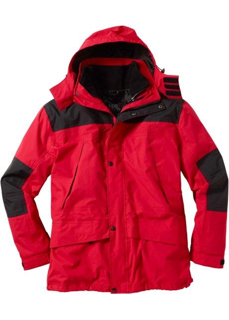 e75de9e1b3e1cb Diese 3 in 1 Jacke mit Fleeceteil und Kapuze ist stets der ideale ...
