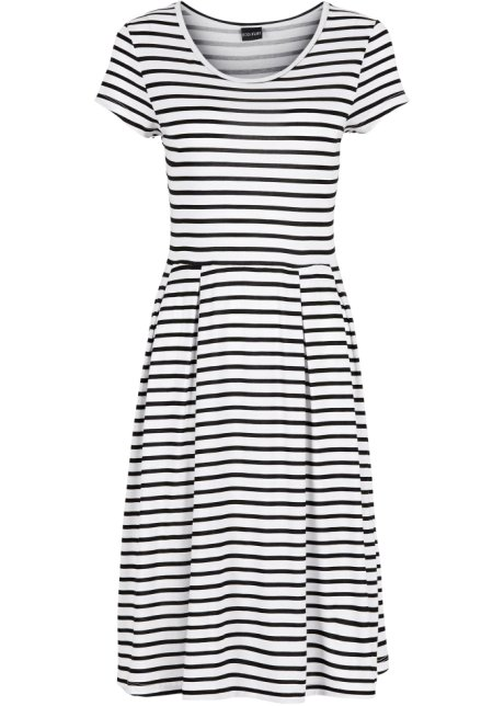 Top Kleid schwarz gestreift – Beliebte Jugendkleidung 2018 @GW_51