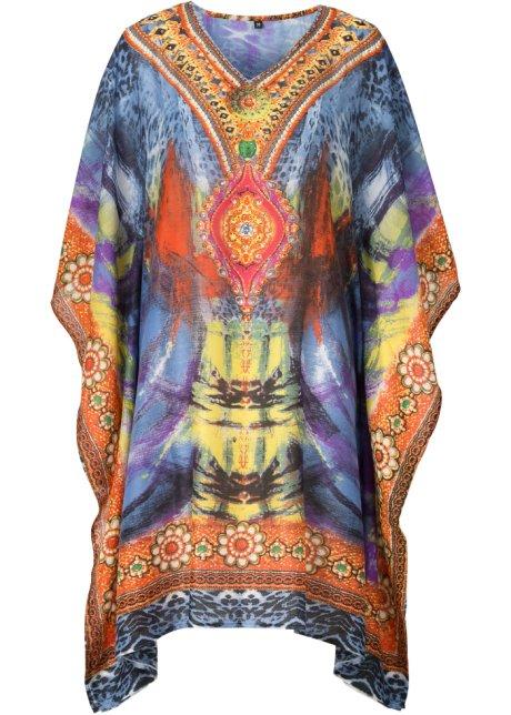 online store ca41a 5449f Stilvolles Strandkleid aus leichtem Webstoff