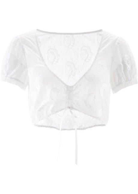 afc2e3bf287a Dirndl-Bluse aus Spitze, bpc bonprix collection
