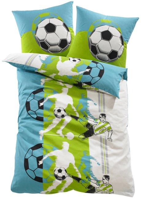 Bettwasche Mit Fussball Druck