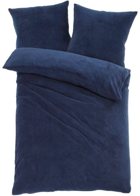 Warme Farben Tolle Qualität Die Bettwäsche Cashmere Touch Blau