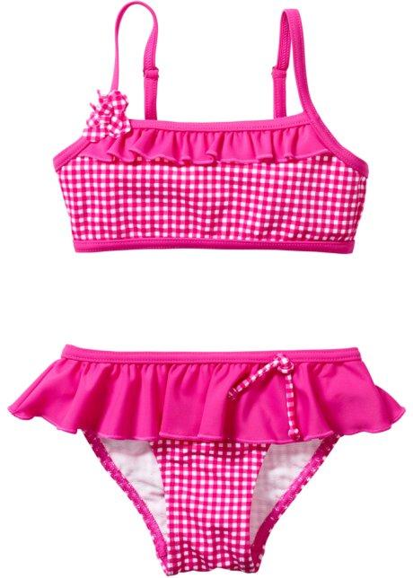 Top Qualität kaufen schönen Glanz Bikini Mädchen (2-tlg. Set)