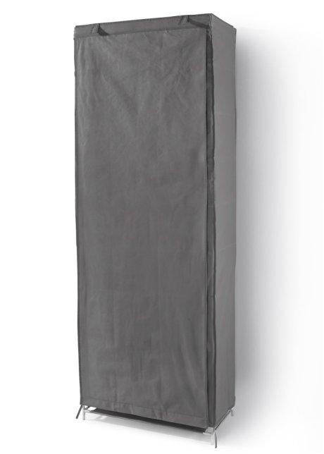Kleider Schuhschrank Rio Mit Stabilem Eisengestell Grau