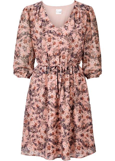 Kleid bodyflirt vintagerosa