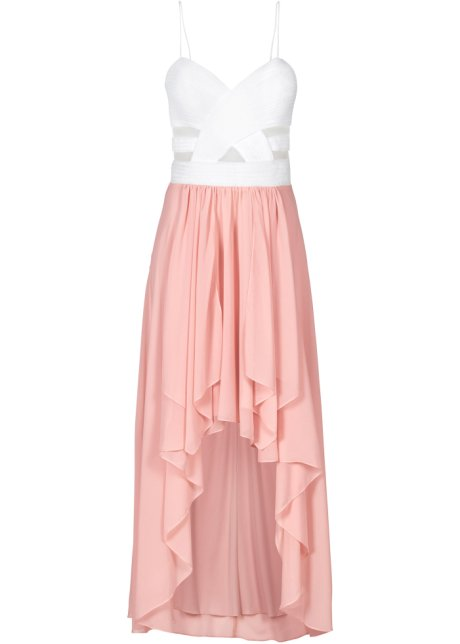 Bodyflirt kleid rosa