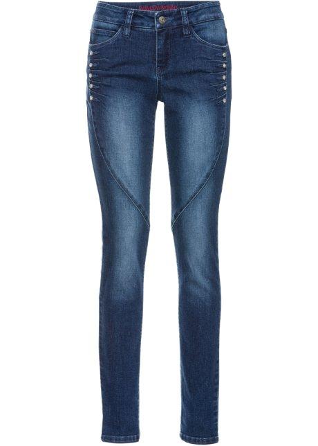 jeans mit strass