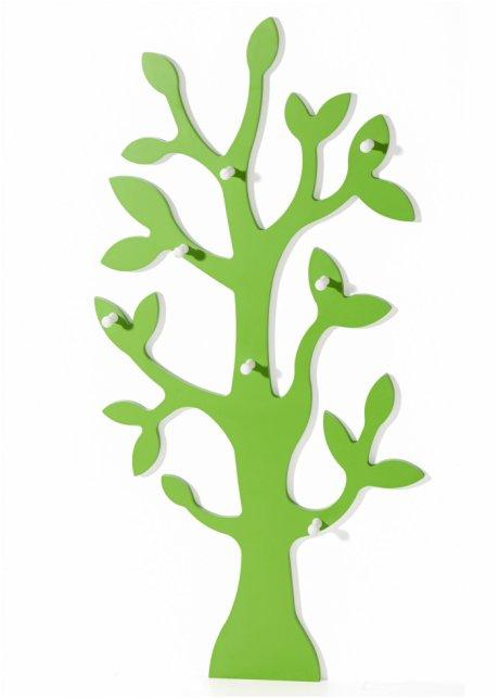 Die Garderobe Baum Ist Formschon Und Aussergewohnlich Grun