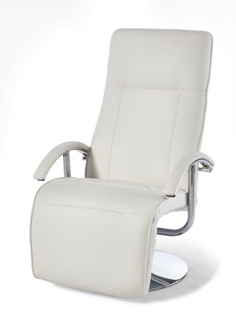 Beatrice Ist Ein Gemütlicher Sessel Weiß