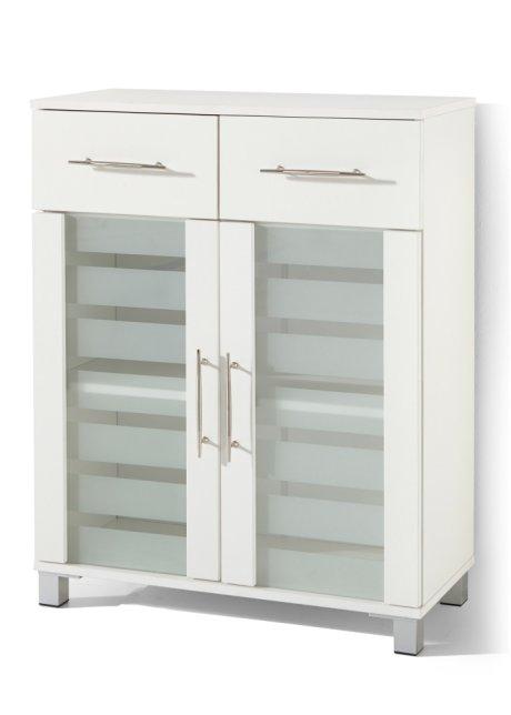 Badezimmer Schrank mit 2 Türen und 2 Schubladen