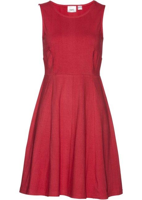 Ärmelloses Jersey-Kleid rot - bpc bonprix collection online ... 861b53e518