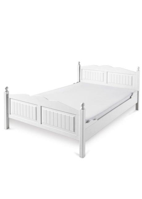 Dieses Bett Ihr Neuer Lieblingsplatz Weiss Liegeflache 140x200 Cm