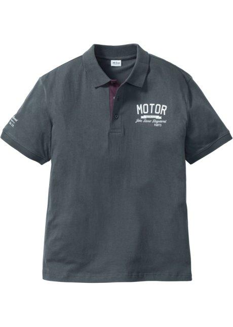 100% authentic d3aeb dffa1 Bequemes Kurzarmshirt mit Aufdruck