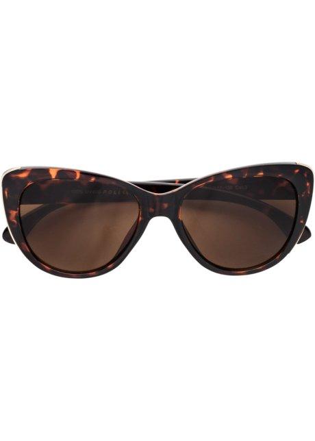 Sonnenbrille in braun für Damen von bonprix ArrIwkmeBJ