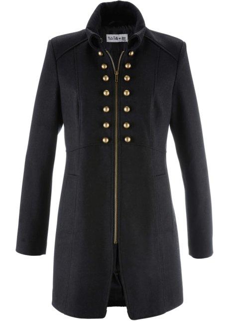 Schwarze Jacke von bonprix