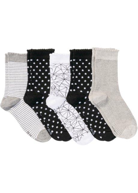 autorisierte Website attraktive Farbe 2019 rabatt verkauf Damen Socken (5er-Pack)