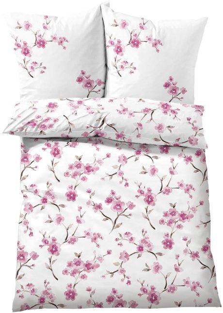 Frühlingsbote Schicke Bettwäsche Kirschblüte Mit Tollen Motiven