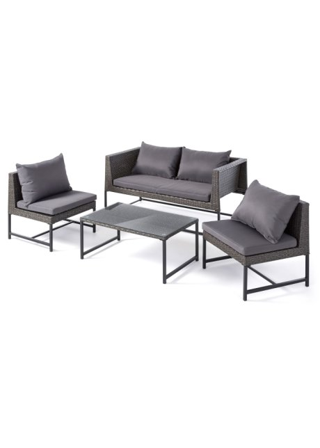 Bequemes Gartenmöbel Set \