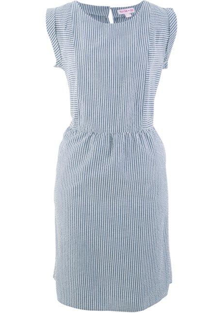 321be979e98c8c Kurzärmliges Seersucker-Kleid – designt von Maite Kelly, bpc bonprix  collection