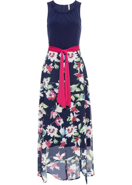 release info on new high quality professional sale Kleid mit Blumenprint