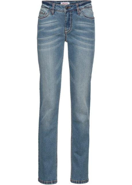1497b8d88fb22 Modische Authentic-Jeans mit Stretchanteil und Ziernähten