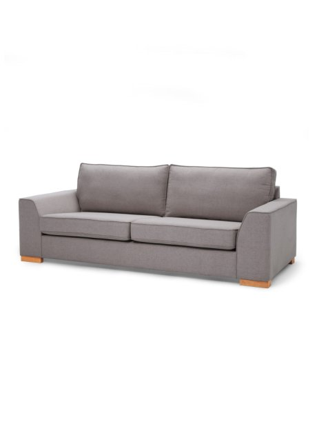 3 Sitzer Sofa Butterfly Grau Bpc Living Online Bestellen