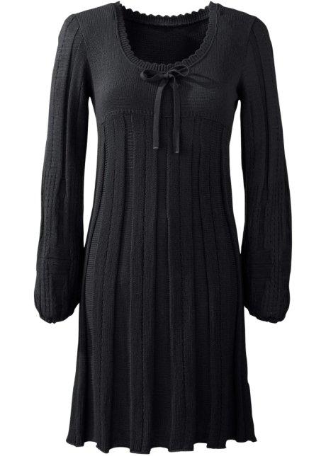 kurzes schwarzes kleid figurumspielend