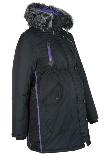 775e9ccac28894 Umstands-Winterjacke schwarz - Damen - bpc bonprix collection ...