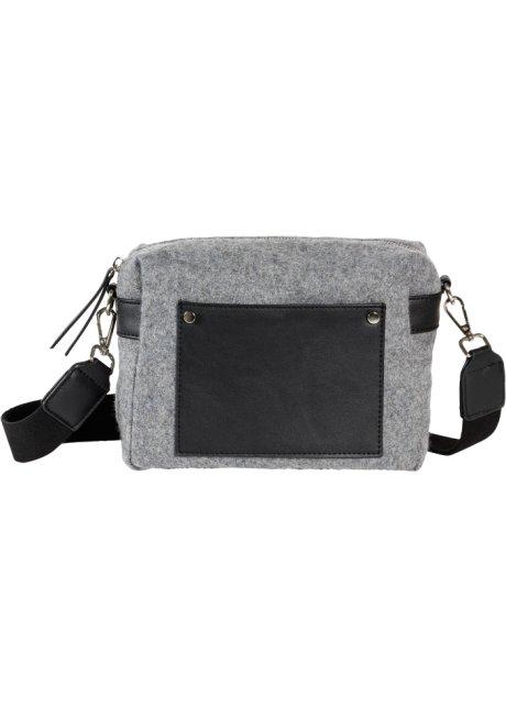 ec4343a123b0d Tasche Filz schwarz grau - bpc bonprix collection online bestellen ...