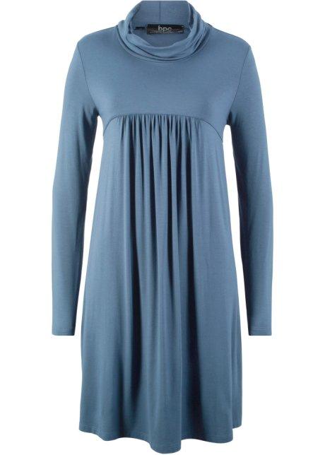 82502e176b1947 Langarm-Shirt-Kleid mit Elasthananteil, bpc bonprix collection