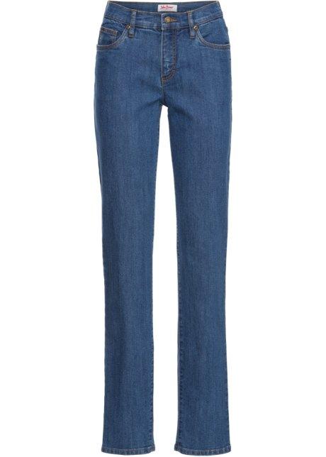 Details zu Damen 34 Hose Jeans Gr. 48 von Bonprix NEU weiss