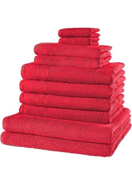 Handtuch Set 10 Tlg Set