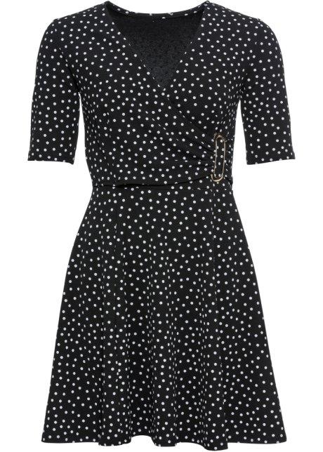 klassischer Stil von 2019 Junge größter Rabatt Kleid mit Punkten