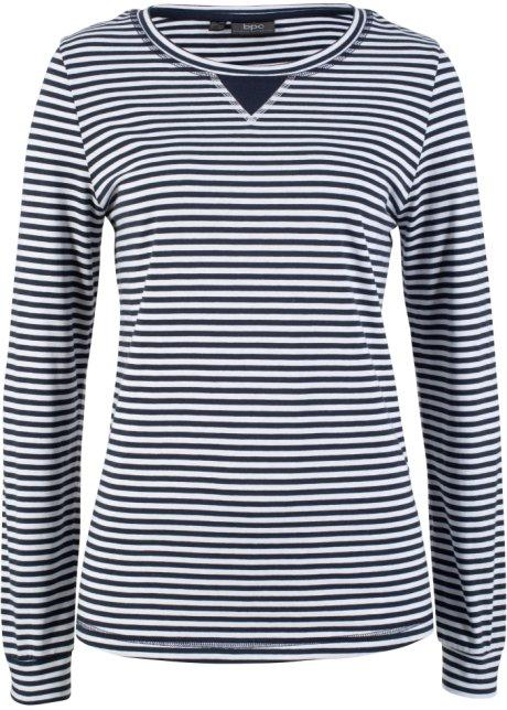 size 40 e9489 1010f Legeres Streifenshirt aus Baumwolle